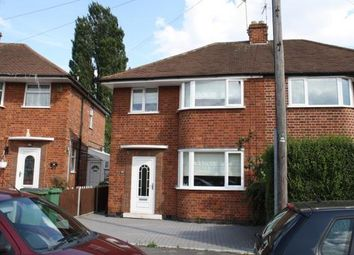 Thumbnail 3 bed property to rent in Stratford Road, Leicester