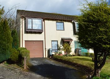 Thumbnail 3 bed end terrace house for sale in Burn River Rise, Torquay