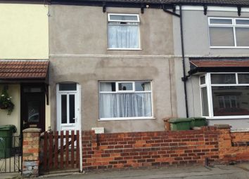 Thumbnail 3 bed terraced house to rent in Lestrange Street, Cleethorpes
