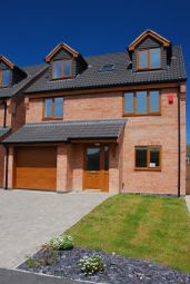 Thumbnail 4 bed detached house to rent in Maple Close, Broadmeadows, Alfreton