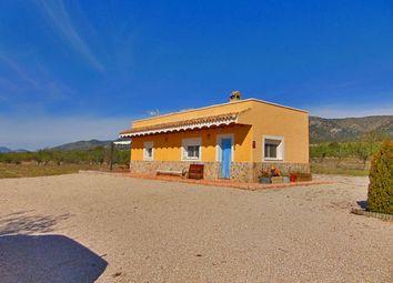 Thumbnail 1 bed villa for sale in Canyada Del Don Cero, Monóvar, Alicante, Valencia, Spain