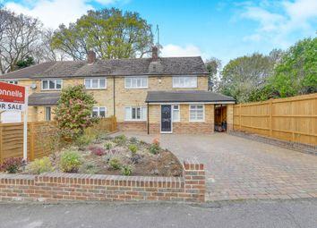 Thumbnail 3 bed semi-detached house for sale in Crawford Way, East Grinstead