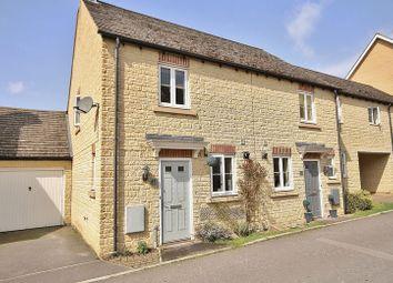 Thumbnail 2 bed end terrace house for sale in Carterton, Shilton Park, Boundary Lane