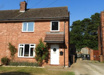 Thumbnail 3 bed semi-detached house to rent in Wegberg Road, Nocton, Lincoln