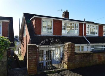 Thumbnail 3 bedroom semi-detached bungalow for sale in Bryn Street, Swansea