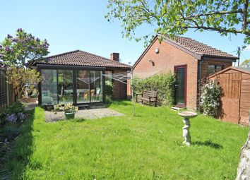 Thumbnail 3 bed detached bungalow for sale in Floriston Gardens, Ashley, New Milton
