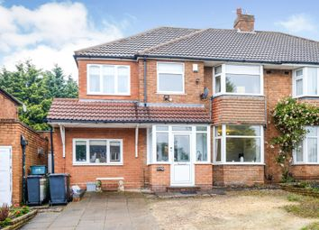 5 bed semi-detached house for sale in Old Lode Lane, Solihull B92