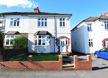 Thumbnail 4 bed semi-detached house for sale in Wanscow Walk, Henleaze, Bristol