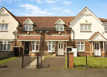 Thumbnail 2 bed terraced house to rent in Oakham Gardens, North Shields