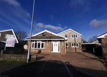 Thumbnail 5 bed detached house for sale in Delffordd, Rhos, Pontardawe.