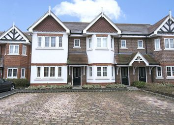 Thumbnail 4 bed terraced house for sale in Trenchard Close, Hersham, Walton-On-Thames