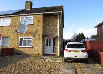 Thumbnail 3 bedroom semi-detached house for sale in Campion Road, Peterborough