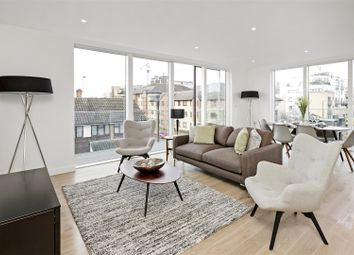 Thumbnail 2 bed flat for sale in Stage House, Montague Road, Wimbledon