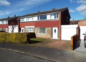 Thumbnail 3 bed semi-detached house for sale in De Bruce Road, Brompton, Northallerton