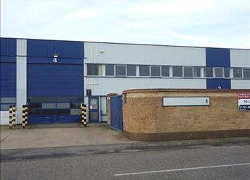 Thumbnail Light industrial to let in Unit 4, Holkham Road, Orton Southgate, Peterborough