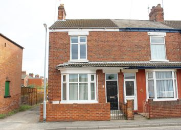 Thumbnail 2 bedroom end terrace house for sale in Thomas Street, Selby