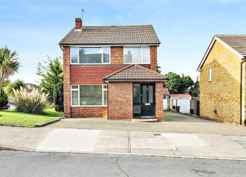 Thumbnail 4 bed detached house for sale in Beaulieu Rise, Rochester
