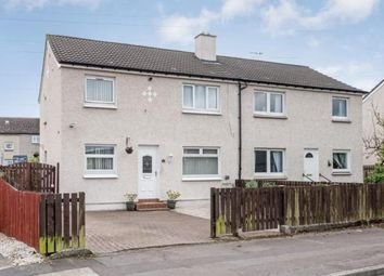 Thumbnail 3 bed semi-detached house for sale in Cowal Drive, Linwood, Paisley, Renfrewshire