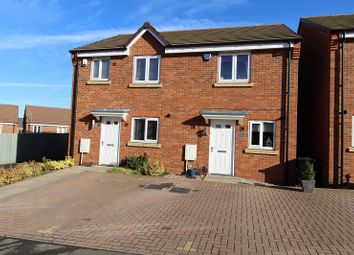 Thumbnail 2 bed semi-detached house for sale in Bobeche Place, Kingswinford