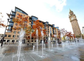 Thumbnail 2 bedroom flat for sale in 10, Queens Square, Belfast
