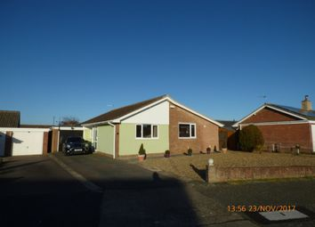 Thumbnail 3 bed detached bungalow to rent in Newland Avenue, Worlingham, Beccles