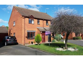 Thumbnail 3 bed semi-detached house for sale in Willow Park, Minsterley, Shrewsbury