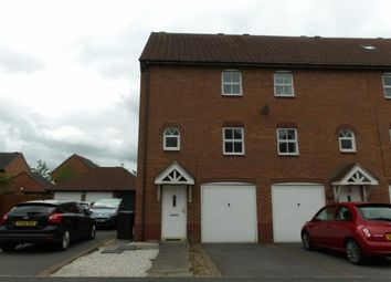 Thumbnail 3 bed property for sale in Staples Drive, Coalville