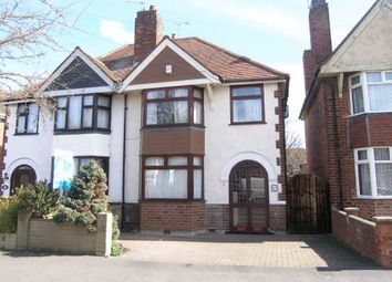 Thumbnail 4 bed semi-detached house to rent in Northway, Leamington Spa