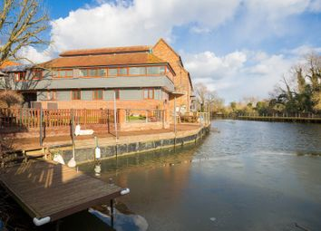 Thumbnail 4 bed mews house for sale in Carters Boatyard, Mill Road, Buckden, St. Neots