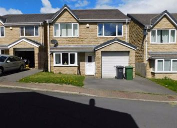 Thumbnail 4 bed detached house for sale in Redwing Crescent, Longwood, Huddersfield