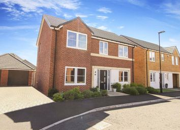 Thumbnail 4 bed detached house for sale in Coppice Place, Forest Hall, Tyne And Wear