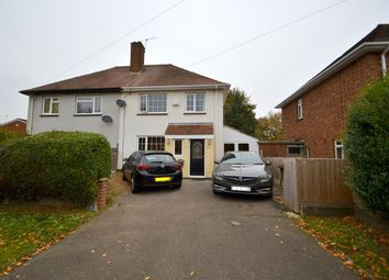 Thumbnail 3 bedroom semi-detached house for sale in Holdenby Road, Kingsthorpe, Northampton