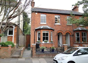 Thumbnail 3 bed semi-detached house for sale in Kingsbury Avenue, St. Albans, Hertfordshire