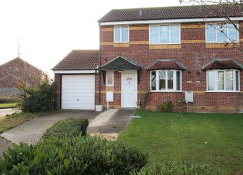 Thumbnail 3 bed semi-detached house for sale in Parker Place, Hawkinge, Folkestone