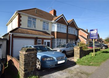 Thumbnail 3 bed semi-detached house for sale in West View Road, Swanley, Kent