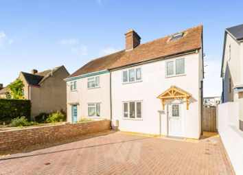 Thumbnail 4 bed semi-detached house for sale in Clover Place, Eynsham, Witney