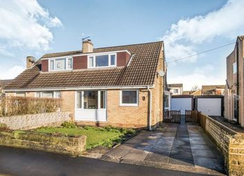 Thumbnail 3 bed bungalow for sale in Norton Drive, Halifax, West Yorkshire