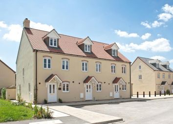 "Thumbnail 3 bed end terrace house for sale in ""Plot 233 - The Harvington"" at Wells Road, Glastonbury"