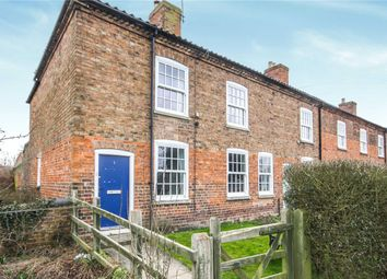 Thumbnail 3 bedroom end terrace house for sale in The Row, Swaton, Sleaford, Lincolnshire
