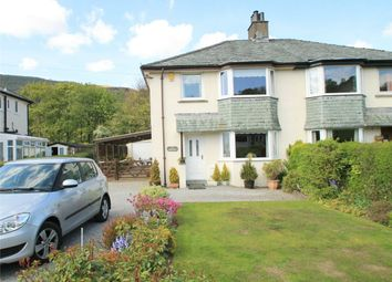 Thumbnail 3 bed semi-detached house for sale in 23 The Hawthorns, Keswick, Cumbria