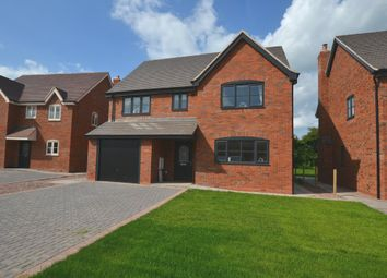 Thumbnail 4 bed detached house for sale in Heath Court, Cliff Crescent, Ellerdine, Telford
