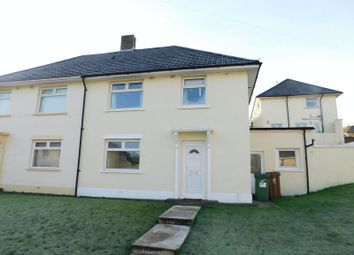 Thumbnail 3 bed semi-detached house to rent in Heol-Y-Nant, Caerphilly