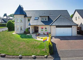Thumbnail 4 bedroom detached house for sale in Wylie Court, Murthly, Perth