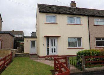 3 bed semi-detached house for sale in New Road, Thornhill, Egremont CA22