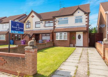 Thumbnail 3 bed terraced house for sale in Melford Grove, Anfield, Liverpool