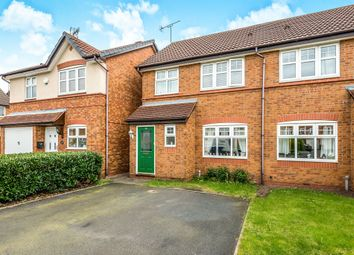 Thumbnail 3 bedroom semi-detached house for sale in Virginia Avenue, Stafford
