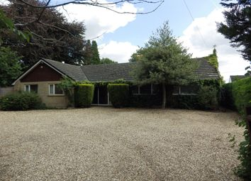 Thumbnail 4 bed bungalow to rent in Derryfields, Ashton Keynes, Swindon