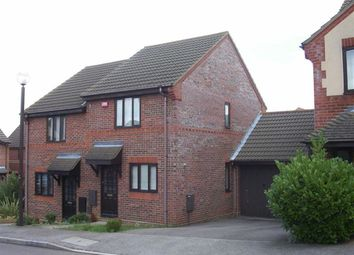 Thumbnail 2 bedroom semi-detached house to rent in Sweetlands Corner, Kents Hill, Milton Keynes