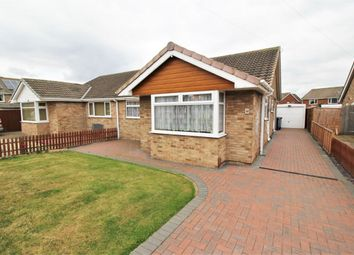Thumbnail 3 bed bungalow for sale in Stow Close, Grimsby