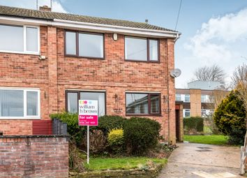 Thumbnail Semi-detached house for sale in Borrowdale Close, Halfway, Sheffield